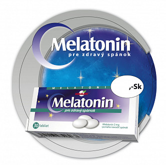 MELATONIN-visacka